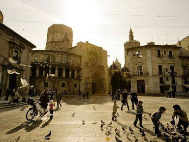 Центр Валенсии и испанский язык за 3 часа