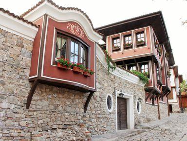 Из Софии в Пловдив — путешествие сквозь тысячелетия
