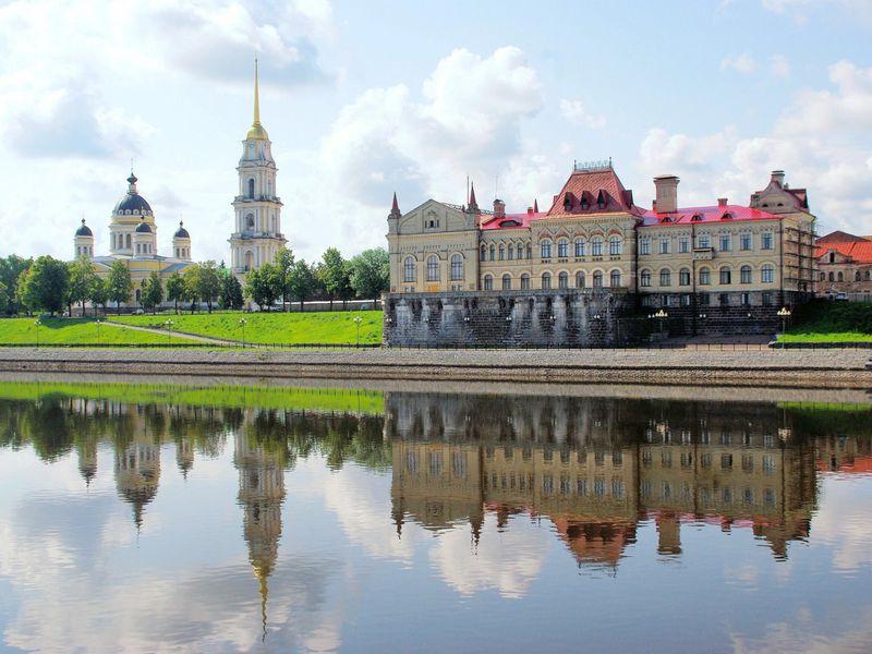 Экскурсия Рыбинск— маленький Петербург