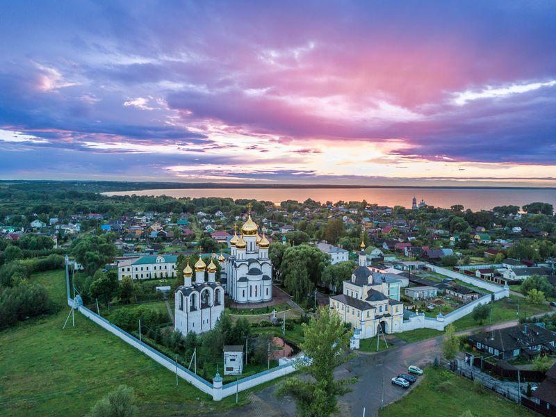 Экскурсия Добро пожаловать в Переславль-Залесский!