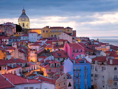 Необычные экскурсии в Лиссабоне на русском языке – цены на экскурсии 2021 года