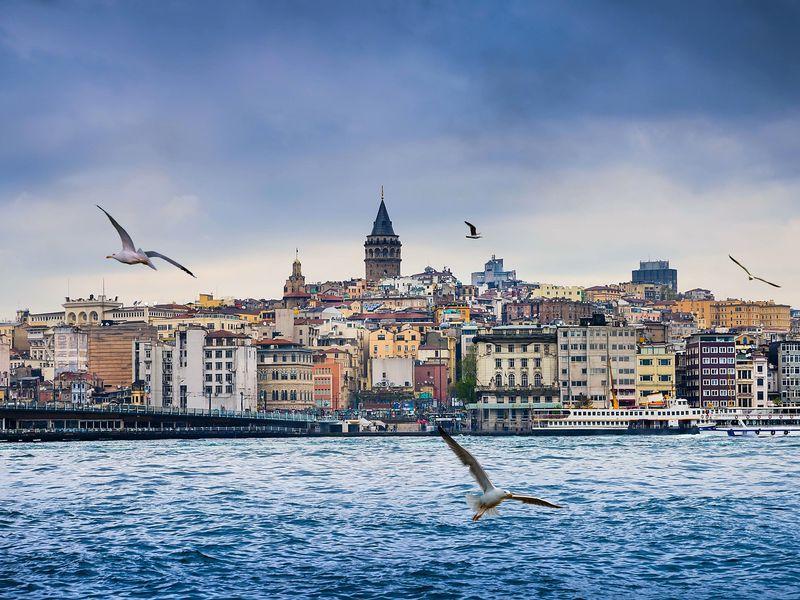 Экскурсия Чарующий Стамбул