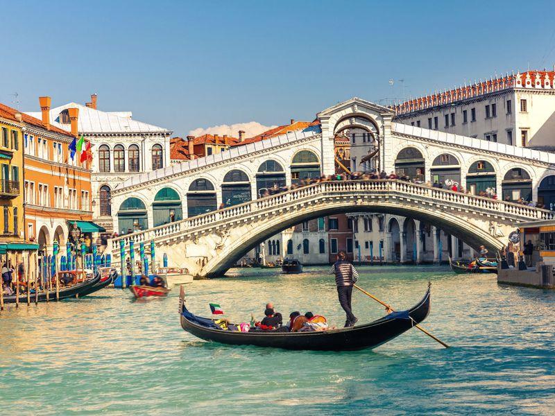 Экскурсия Легендарная Венеция