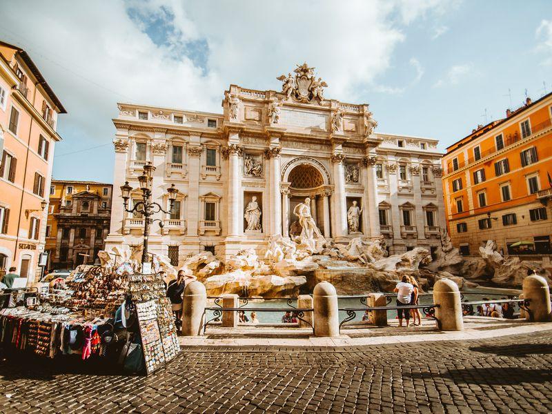 Экскурсия Рим: первые впечатления о Вечном городе