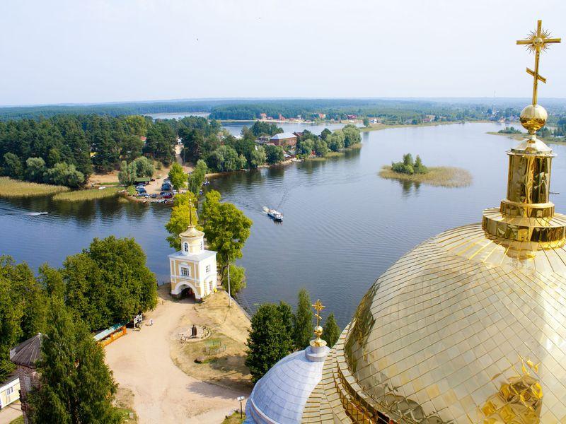 Экскурсия Осташков и остров Столобный за 1 день!