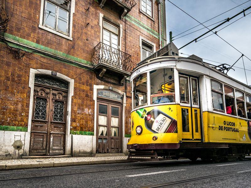 Экскурсия Понять и полюбить Лиссабон