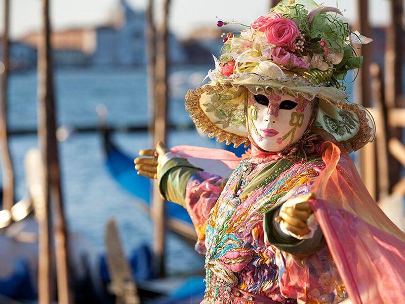 Экскурсия Венецианская маска— мастер-класс для взрослых идетей
