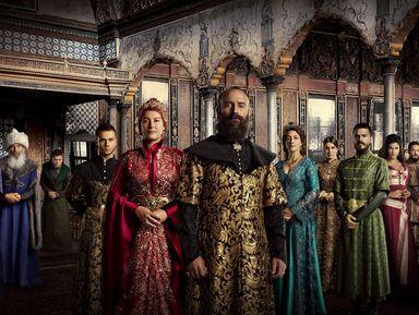 Стамбул. Великолепный век