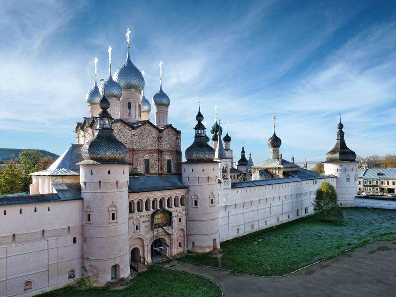 Экскурсия Ростов Великий — история и современность