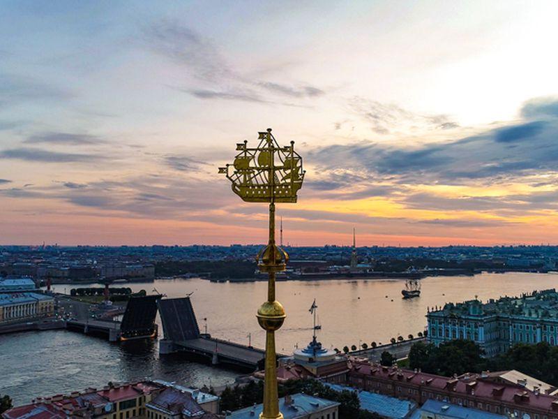 Экскурсия Петербургский фольклор: городские легенды