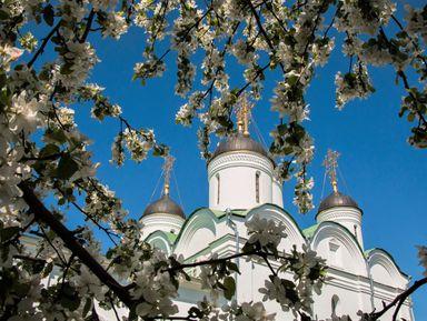 Спасский монастырь — история и легенды