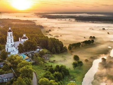 На рассвет или закат? Путешествие по древнейшей дороге России!
