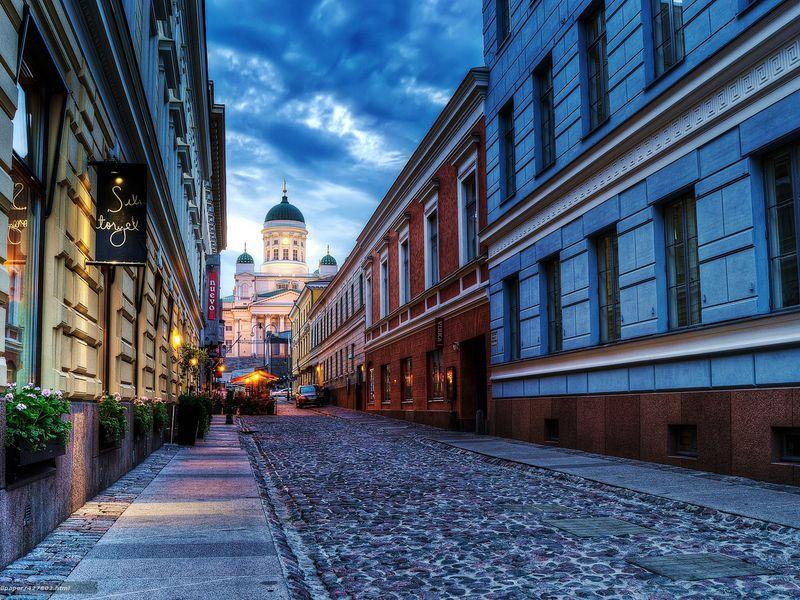 Экскурсия Вечерний Хельсинки