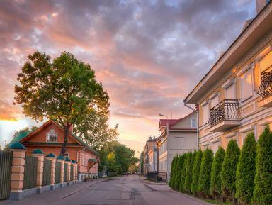 Псков — прогулка по губернскому городу