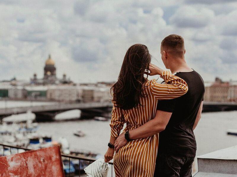 Экскурсия Фотопрогулка по крышам Петербурга