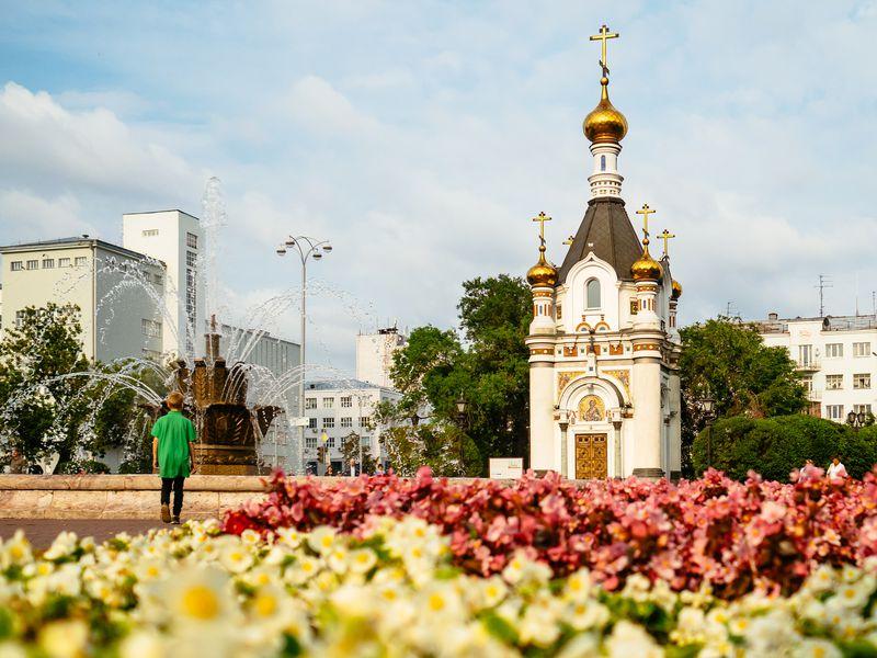 Экскурсия Экспресс-прогулка по Екатеринбургу