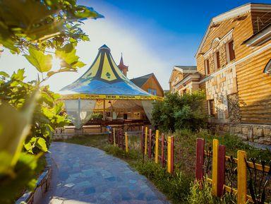 Сказочное путешествие по Казани для детей