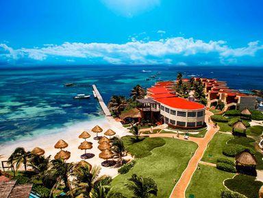 Два райских острова Мексики: Контой иИсла Мухерес
