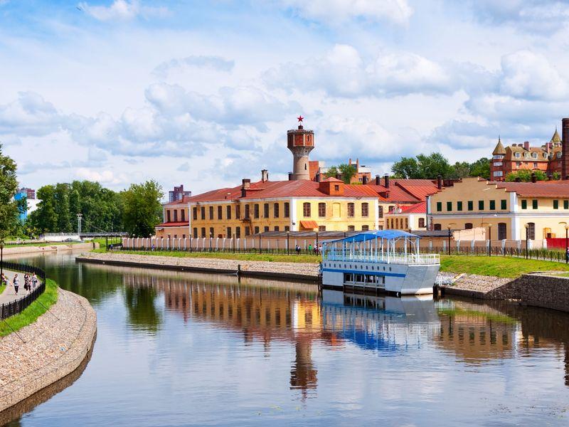 Экскурсия Автомобильная экскурсия по Иваново. Старое и новое
