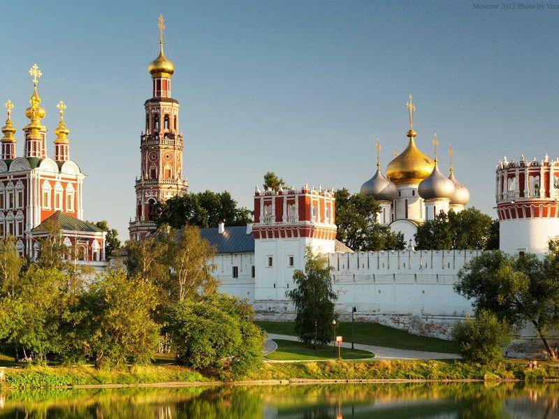 Экскурсия Новодевичий монастырь. Исповедь женского сердца