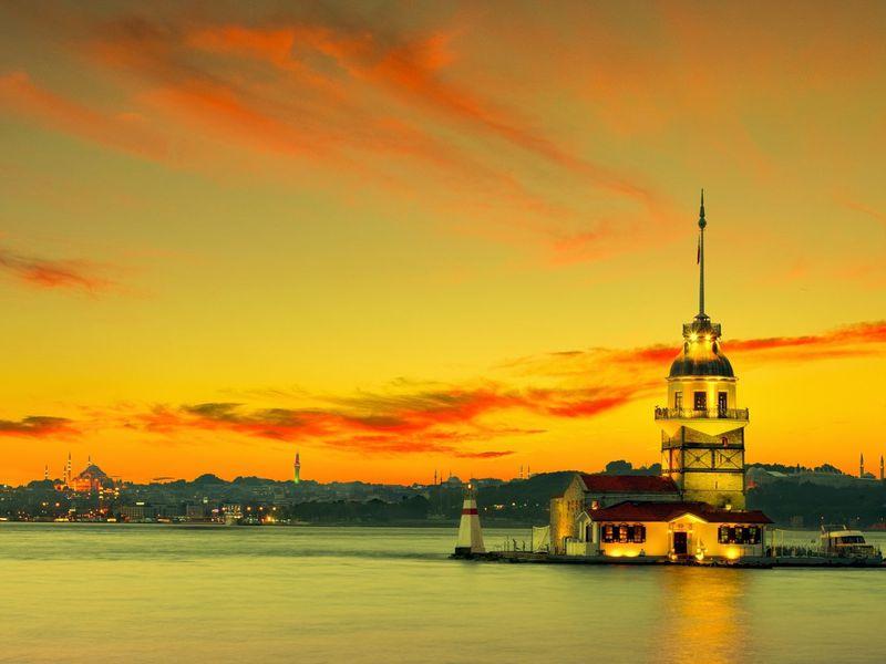 Экскурсия Фотопрогулка по Стамбулу «Хлеба и зрелищ»