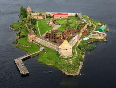 Крепость Орешек: секреты неприступной цитадели