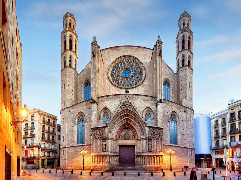 Экскурсия Групповая экскурсия «Знакомство с Барселоной»