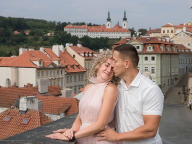 Экспресс-фотосессия в сердце Праги
