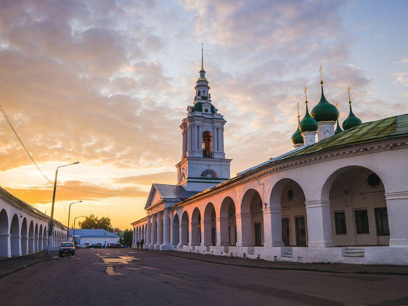 Экскурсия Сладкая жизнь Костромы