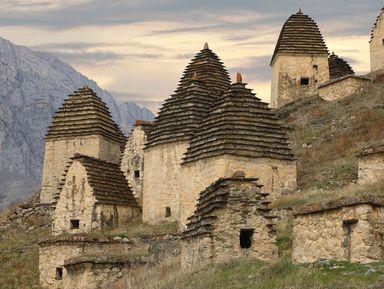 Из Владикавказа — в самые красивые места Осетии!
