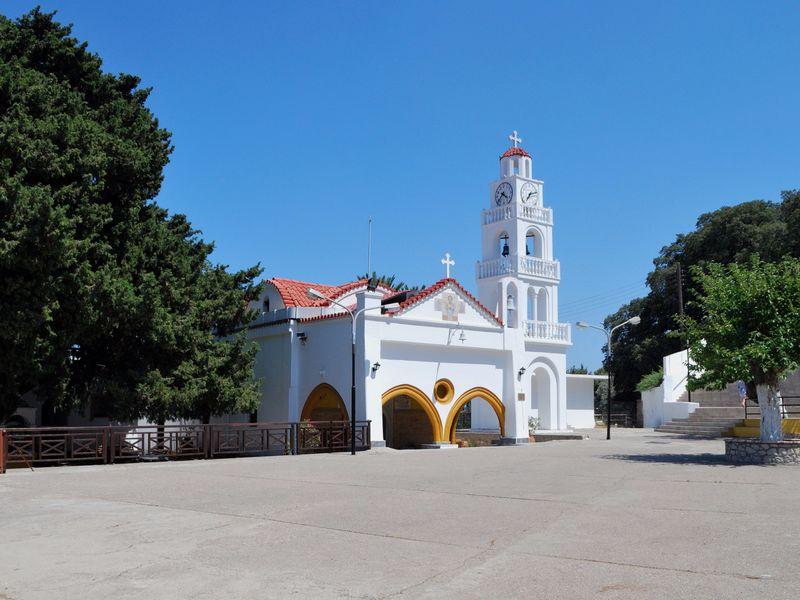 Экскурсия Православное наследие Родоса