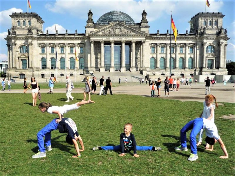 Экскурсия Берлин для детей