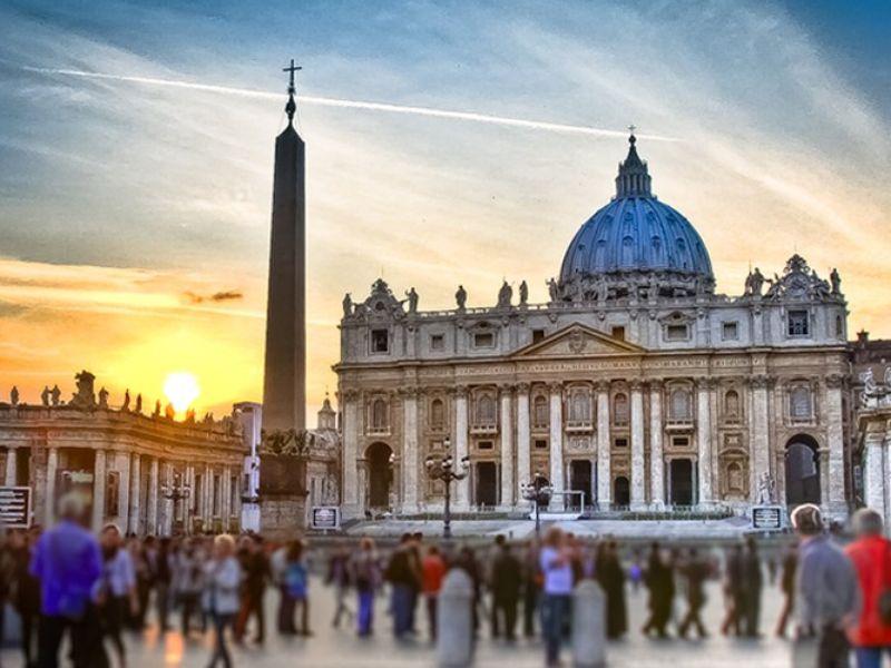 Экскурсия Cобор Святого Петра в Ватикане