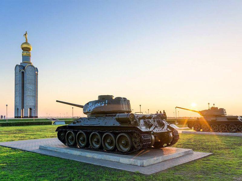 Экскурсия Белгород сквозь годы войны