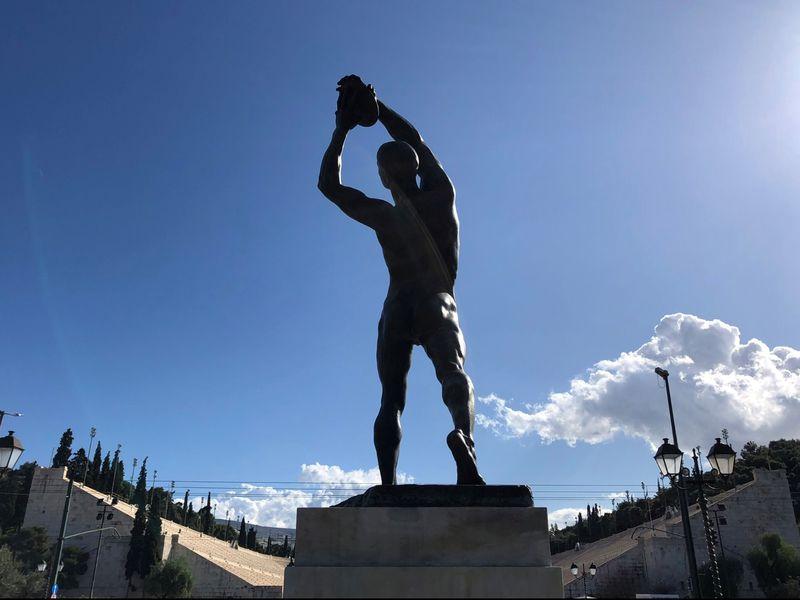 Фото Афины — мифы и реальность!