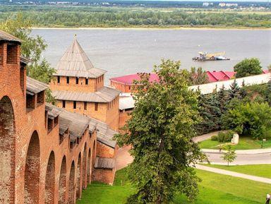Экскурсии в Нижегородский кремль – отзывы и цены на экскурсии 2021 года