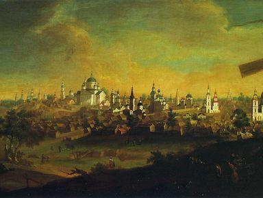 Арзамас-городок — от Москвы уголок