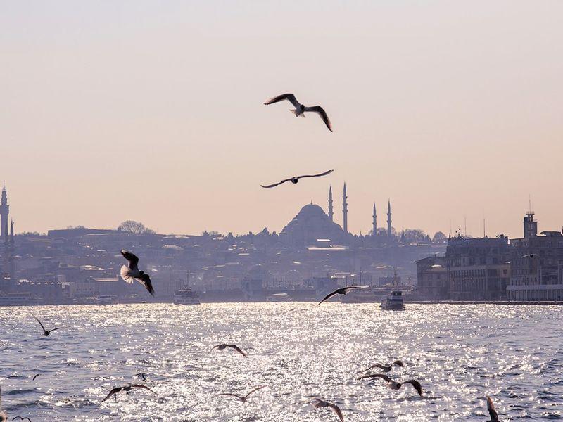 Экскурсия Босфорские воды: история и легенды