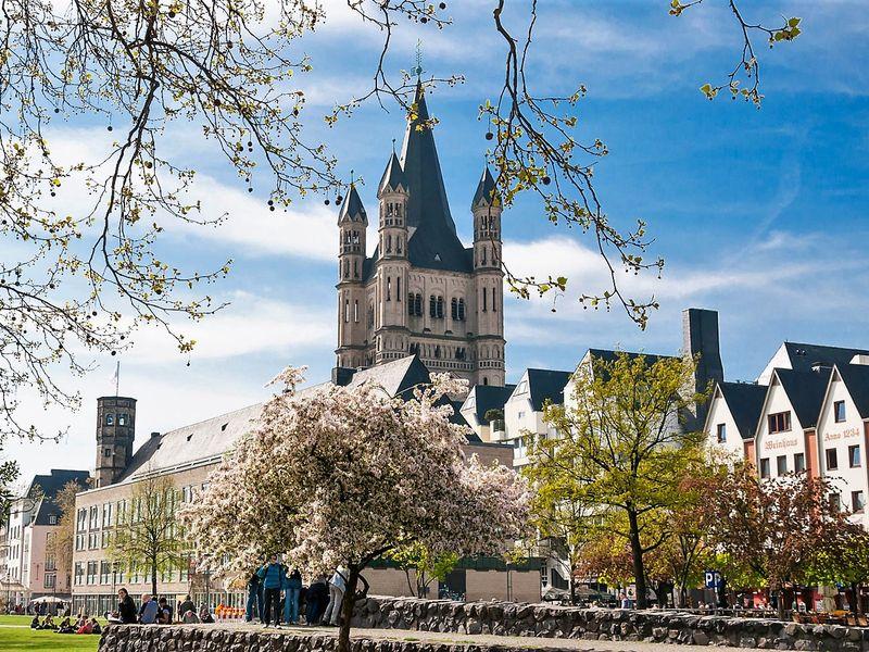 Экскурсия Средневековый Кёльн