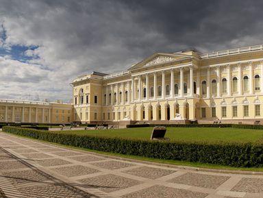 Групповая экскурсия «Дворцовый Петербург»