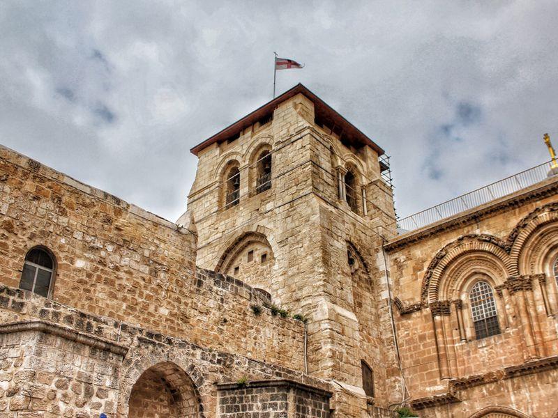 Экскурсия Открыть Иерусалим