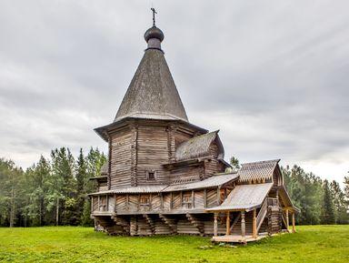 Из Архангельска — в музей Малые Корелы