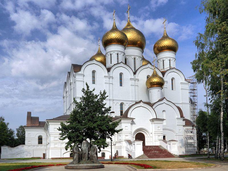 Экскурсия Ярославль — первое знакомство