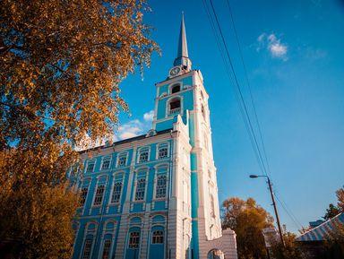 Второй раз в Ярославле