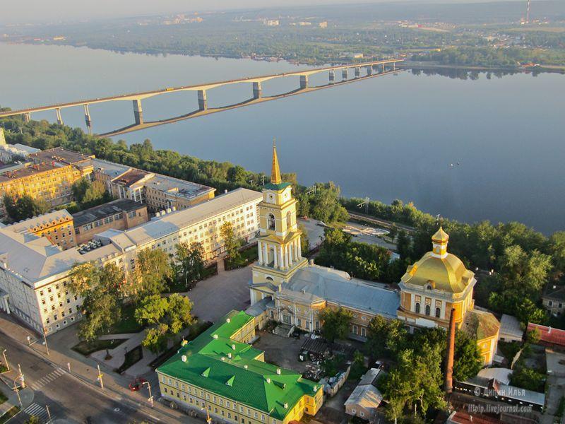 Экскурсия Пермь – история и современность