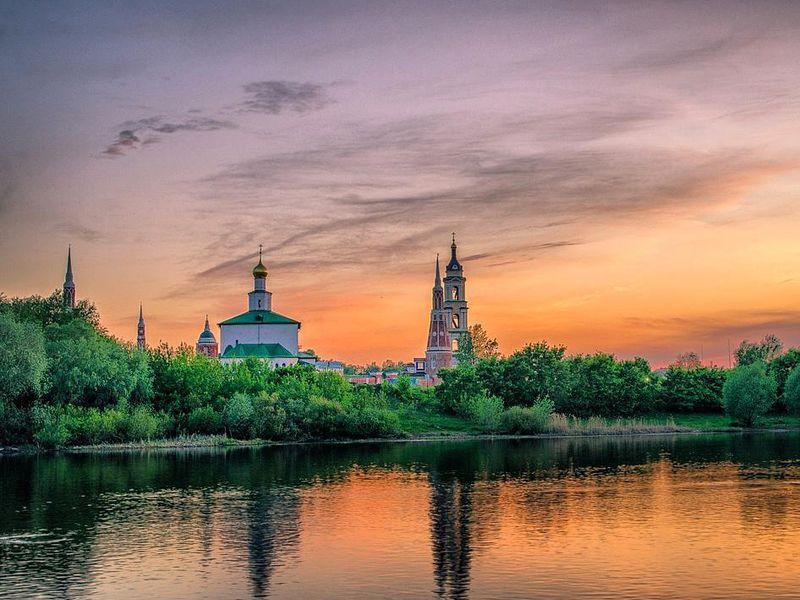 Экскурсия Коломенский кремль изнутри