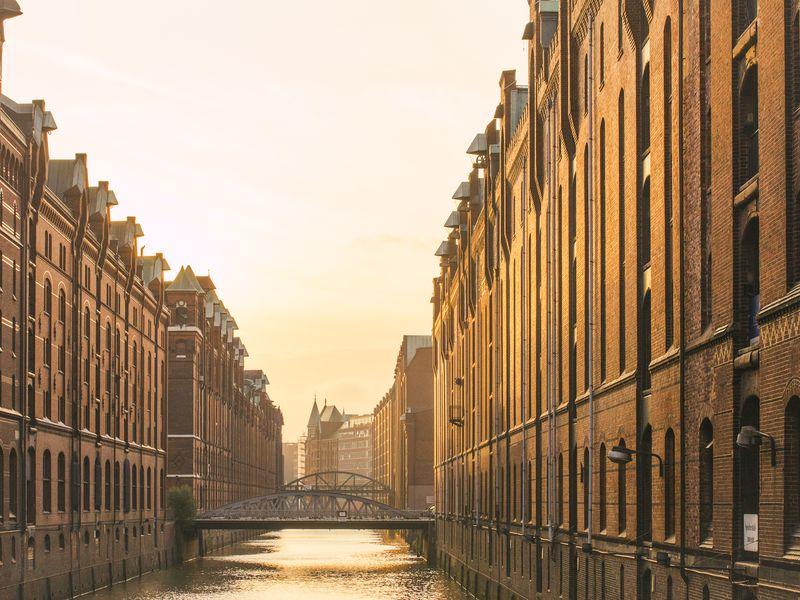 Экскурсия Кирпичная музыка Гамбурга