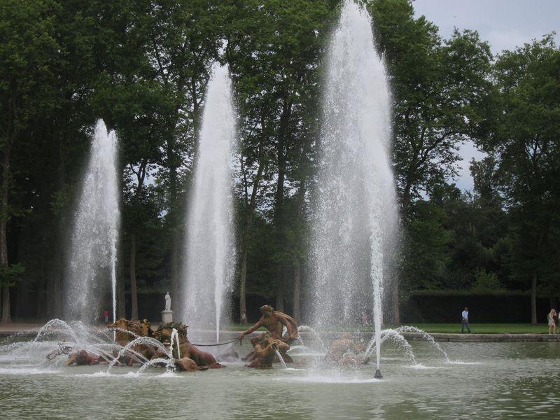 Фото Версальский дворец, или вслед за мечтой Короля Солнца