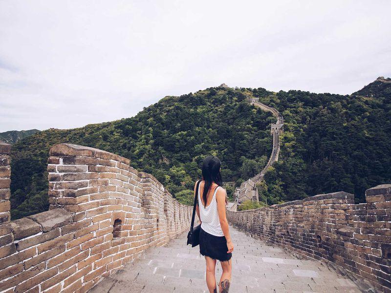 Экскурсия Великая Китайская стена и чайный рынок Маляньдао