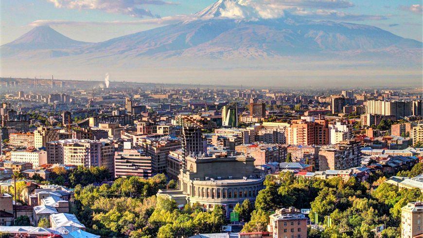 Ереван от глубокой древности до наших дней